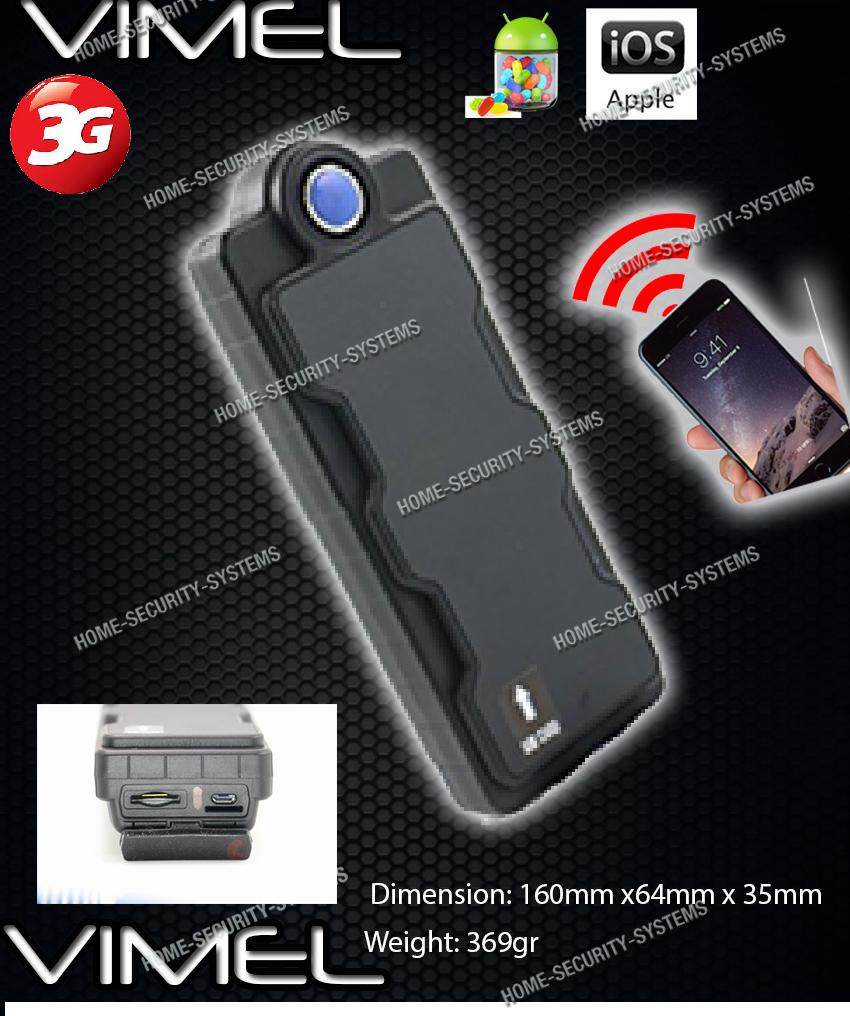 gps tracker 3g vimel live time tracking hardwired car. Black Bedroom Furniture Sets. Home Design Ideas