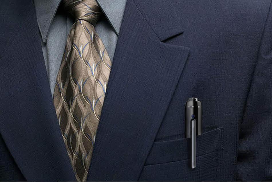 Professional Luxury Spy Pen Camera Hidden Long Lasting