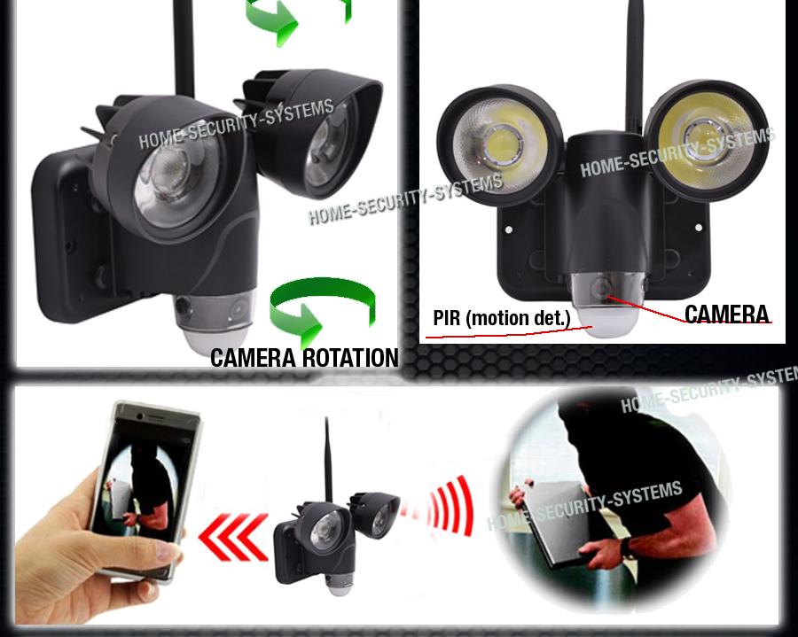 1080p Home Camera Wireless Ip Security Surveill…