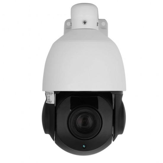 Construction Camera 20X 4G Solar Battery Farm Surveillance