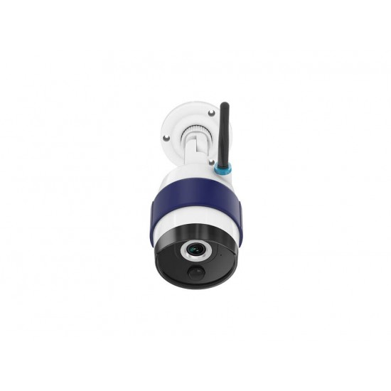 Wireless Security Camera with Solar Panel