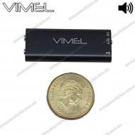 The smallest Hidden Voice Audio Recorder Tiny