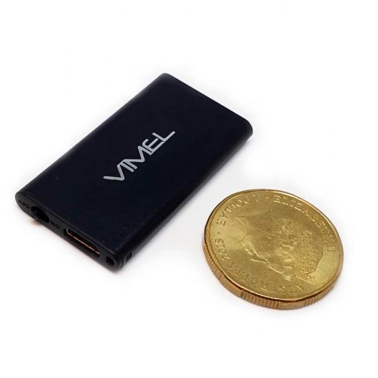 The smallest Spy Voice Audio Recorder Mini