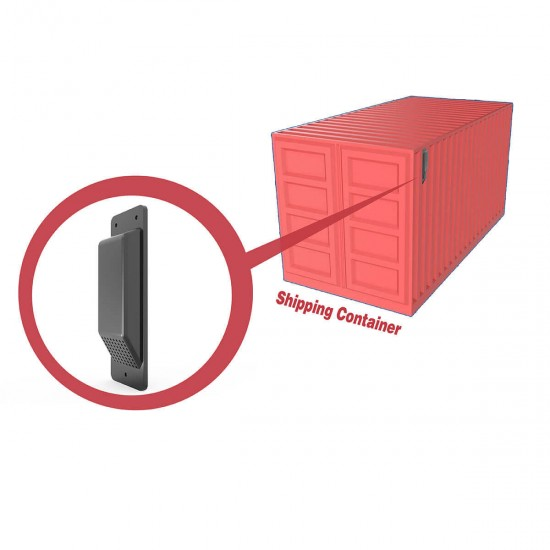 Shipping Container GPS tracker 4G 5 years Free Real Time Tracking 3G