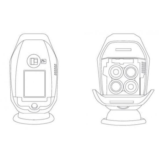 Long Battery Wireless Security Camera WIFI