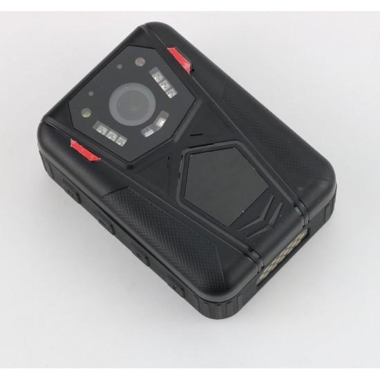 BodyCam UHD 1296p 36Mpx Body Wearable Police Camera