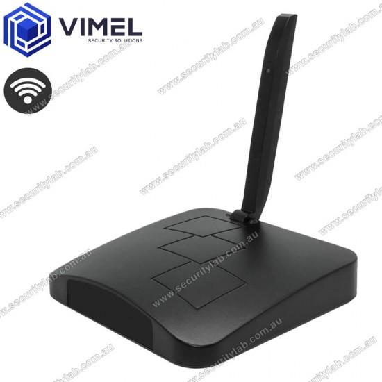 Spy WIFI Discrete Security Router Camera