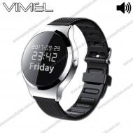 Body Wearable Spy Voice recorder Wrist Watch