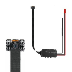 4K High Quality DIY Wireless  Spy Camera with Night Vision
