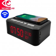 Spy Camera WIFI Wireless Mobile Phone Charger Station