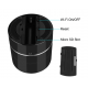 IP spy camera with bluetooth speaker motion activated