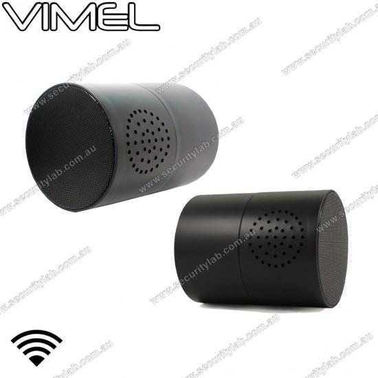 Wireless hidden camera with night vision