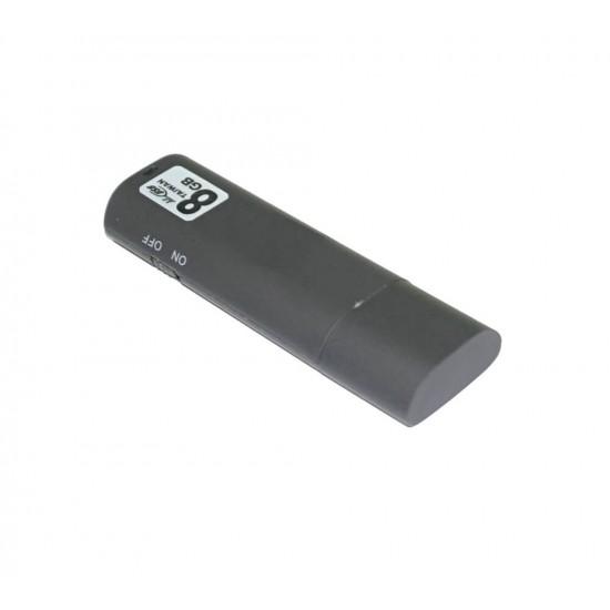 Hidden USB voice recorder voice activated
