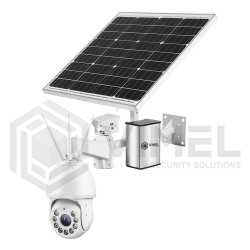 4G Solar Super Night Vision Security Camera 20X with Auto Tracking