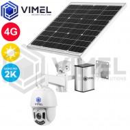 4G Solar Security 30X Optical Camera PTZ
