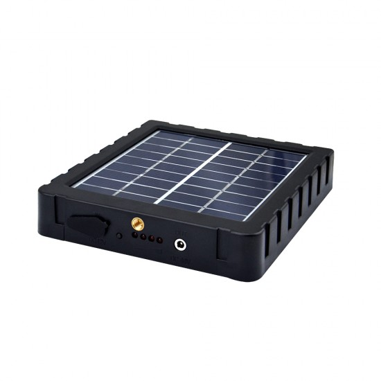 Solar Powered Panel Kit for Hunting Camera