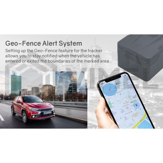 4G Car Tracking Device Real Time LIVE 20000mAH Magnetic