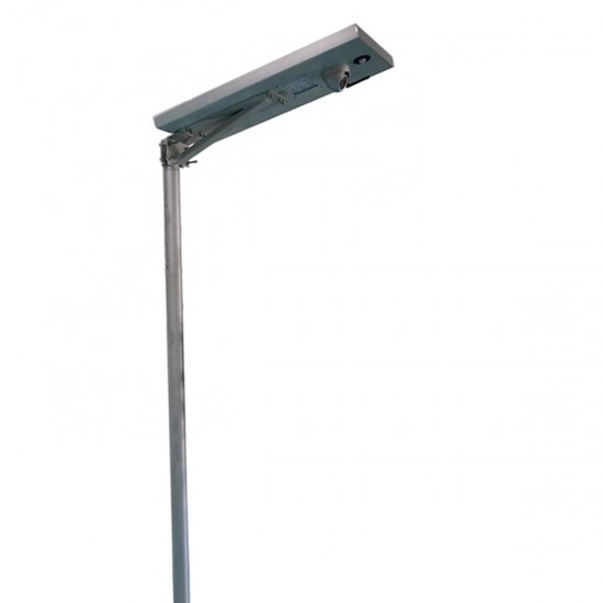 4G Street Light Security Solar Camera 60Watt