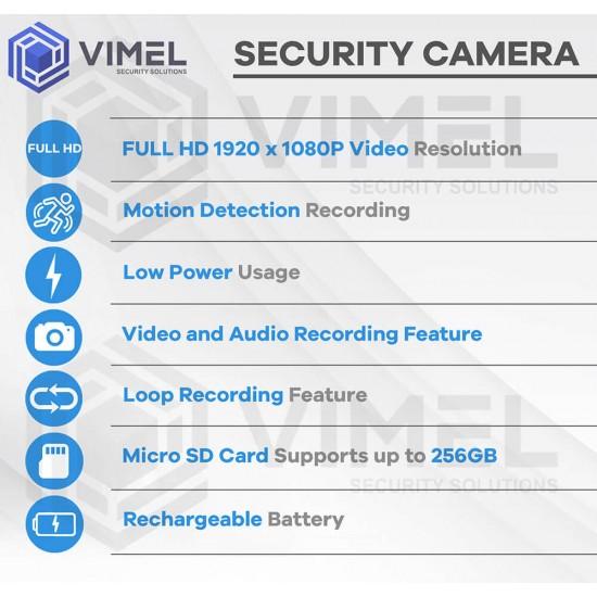 Professional Spy Security Camera
