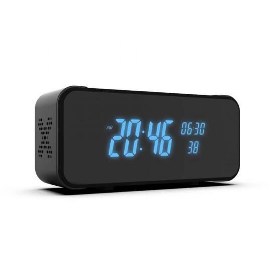 Wireless Bluetooth Speaker Clock Camera