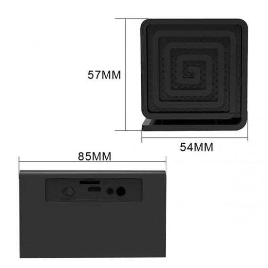 Wireless Nanny Spy Camera Bluetooth Speaker