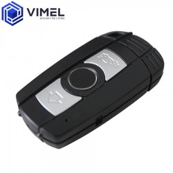 Portable Spy Car Key Light Weight Camera One Key Operation