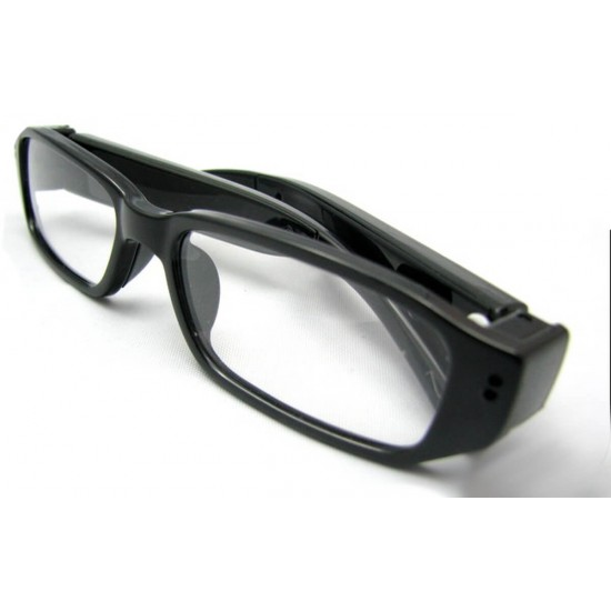 Professional Office Spy Glasses Evidence Proof Camera