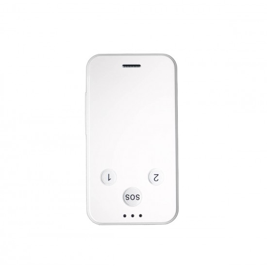 4G Real-Time Personal GPS Tracker
