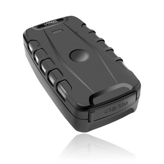 4G GPS Tracker Real Time Remote 10000mAh Magnetic Anti-Theft Vehicle Tracking
