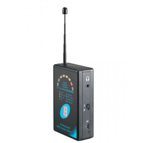 Professional Wireless Hidden GPS Bug Detector Hand-Held Device