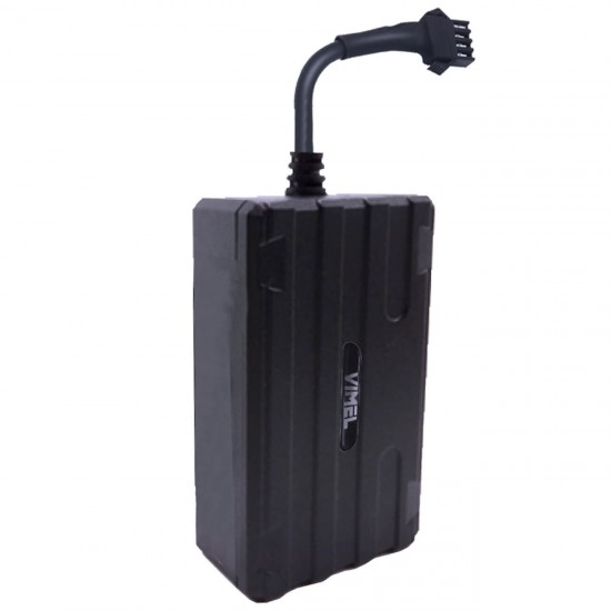 4G Hardwired GPS Tracker for Anti-Theft with Backup Battery for Vehicles
