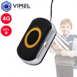 4G Personal Kids and Elderly Real Time GPS Tracker