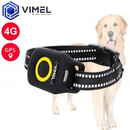 4G Portable Dog Real Time GPS Tracker Device