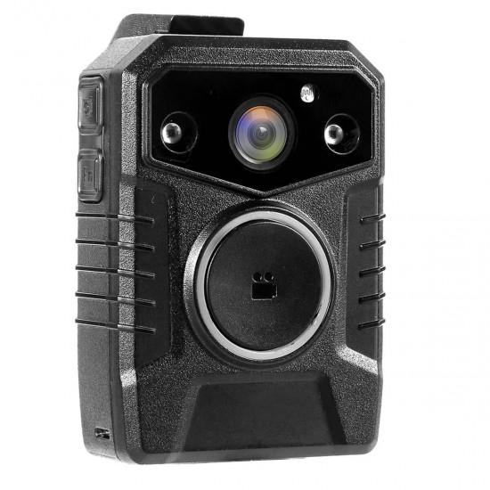 Professional Police Body Worn Camera WIFI 2K Bodycam