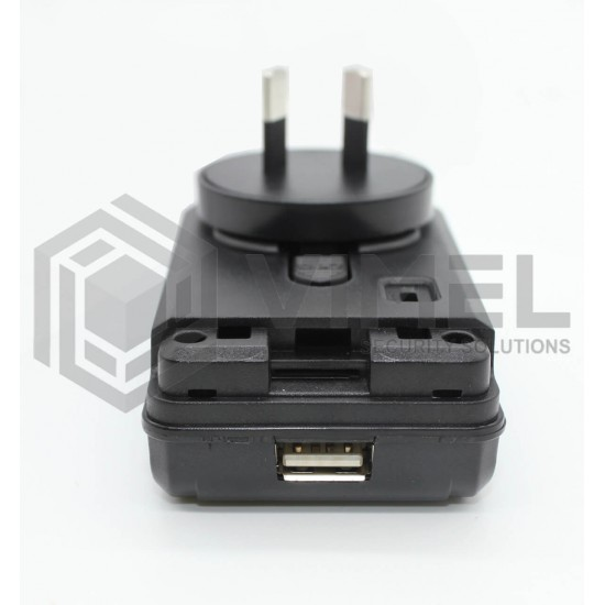 Hidden Power Adapter Spy Camera Wall Plug Motion Activated