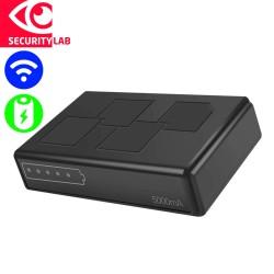 Wireless Hidden WIFI Powerbank Security Camera IR Night Vision