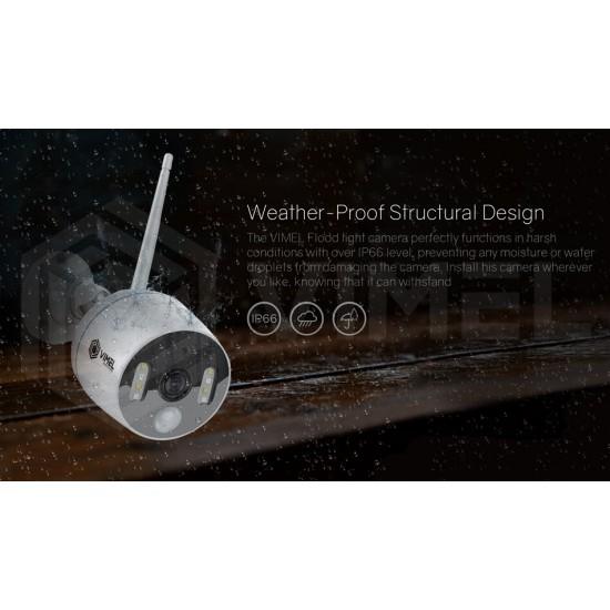 Wireless Security Camera NVR WIFI System Thermal Sensor