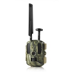 4G Hunting Trail Camera 3G GPS Outdoor Solar Powered Security