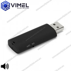Micro Hidden USB Drive Voice Activation Recorder