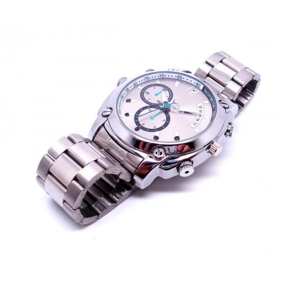 Deluxe Spy Watch Camera IR Night Vision