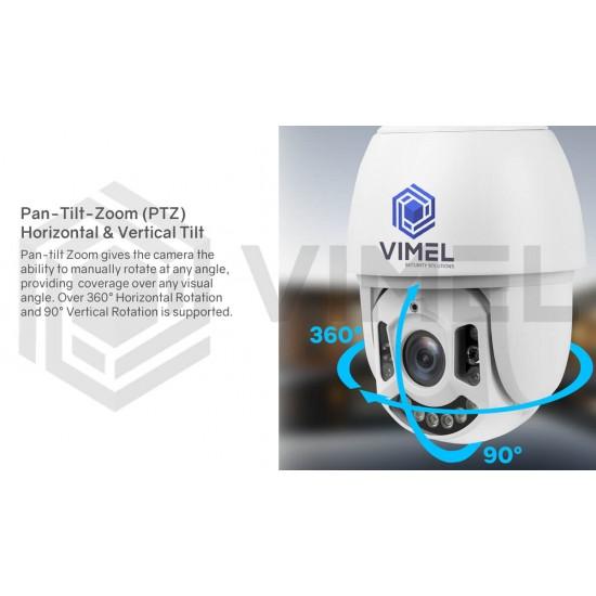 Wireless WIFI Security 30X Optical Zoom Camera