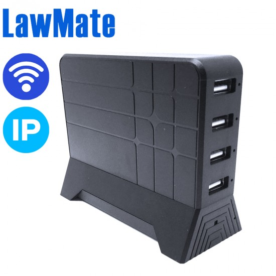 WIFI 24/7 LawMate USB Hub Spy Camera