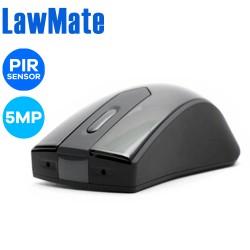 LawMate PIR Hidden Wireless Mouse Camera 5MP
