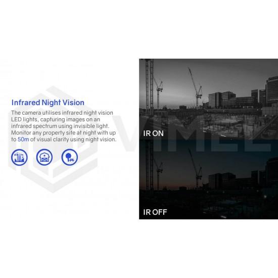 4G SIM card Camera 20X Optical Zoom Australia Night Vision