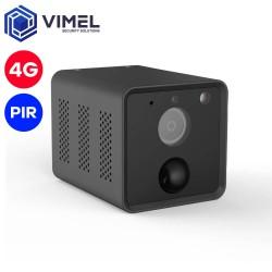 Wireless 4G Mini Spy Security Camera