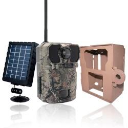 4G Solar Trail Camera Metalbox 30MP