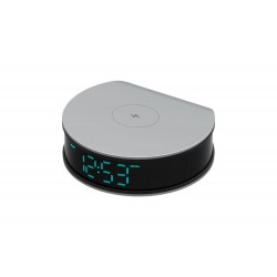 Wireless Spy Charger Alarm Clock Camera
