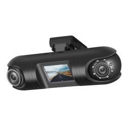 Dual Dash Camera Night Vision 4K