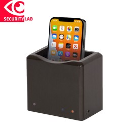 Ultra Safe Smart Phone Microphone Jammer