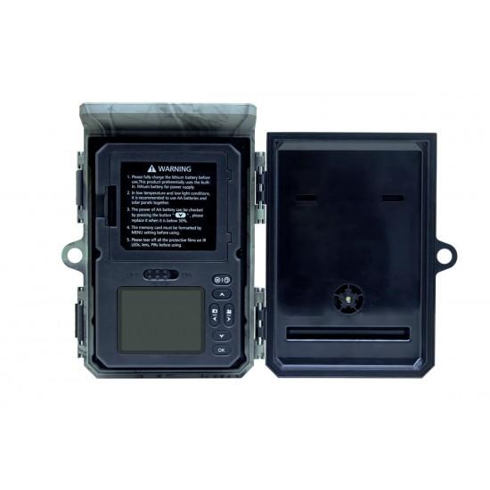 Solar Powered Trail Camera 24MP